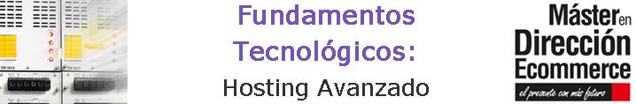 Hosting Avanzado: IaaS / PaaS / SaaS