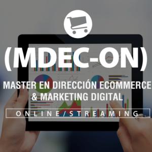 Master En Dirección ECommerce Y Marketing Digital Online