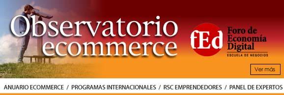 Observatorio Ecommerce para Empresas y Emprendedores