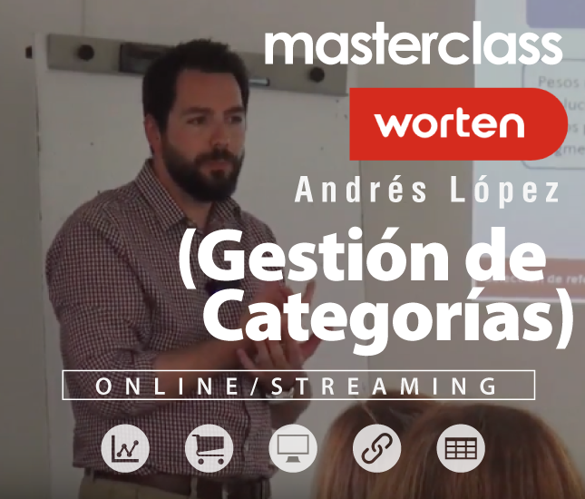 Masterclass Gestion Categorias Worten