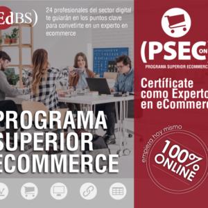 Programa Superior ECommerce (PSEC ON)
