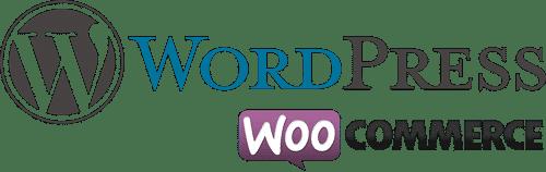 WordPressWooCommerceLogos