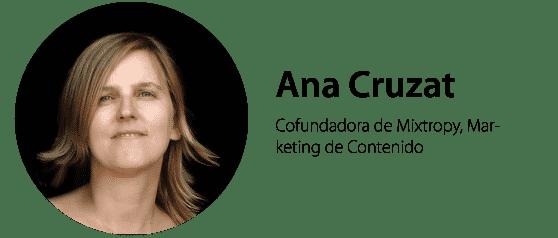 Ana Cruzat Mixtropy